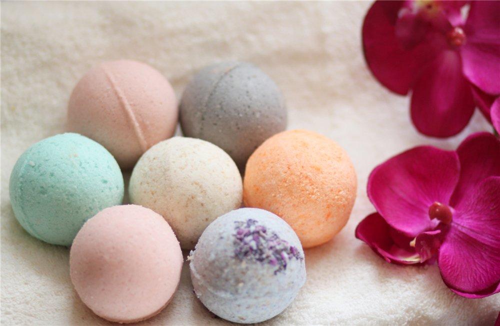 Как сделать шарики для ванны в домашних условиях