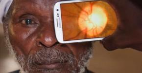 проверка зрения айфоном